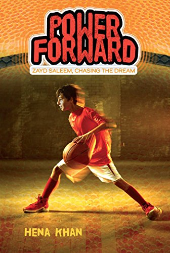 Power Forward (Zayd Saleem, Chasing the Dream) (Best Middle School Basketball Player)