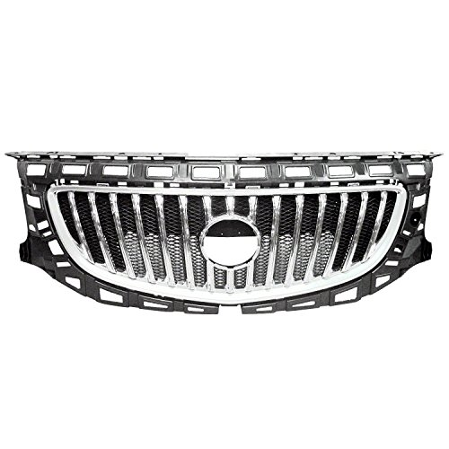 Buick Regal Grille Assembly - Crash Parts Plus Grille Assembly for 2011-2013 Buick Regal GM1200653