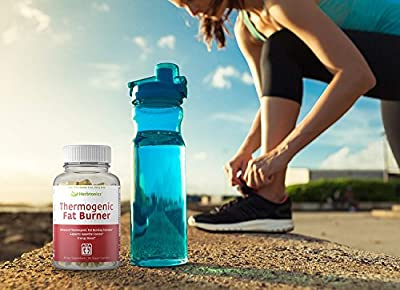 Thermogenic Fat Burner Weight Loss Supplement for Men and Woman l 120 Veggie Pills- Endurance and Strength with Garcinia Cambogia, Green Coffee Bean Extract, Forskohlii for Extreme fatloss! Keto Diet