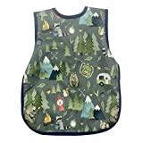 Camping Bears Toddler Bapron for 6m-3T