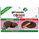 Girl Scout Cookie Oven Deluxe Refill Kit - Thin Mints and Chocolate PB