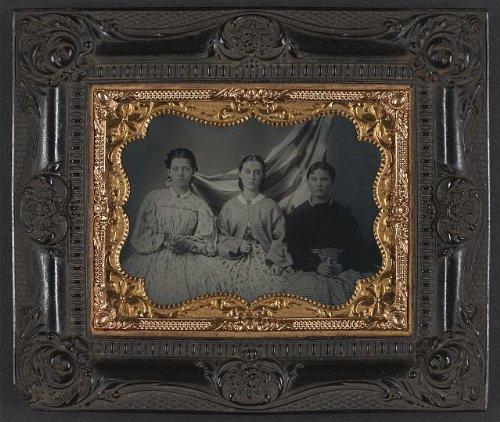 ladies dresses 1870 - 5