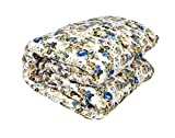 Samradhi Soft and Light Weight Microfibre Single Bed Comforter/Quilt/Duvet