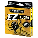 Spiderwire EZ Fluorocarbon Fishing Line, 200-Yard Spool, Clear