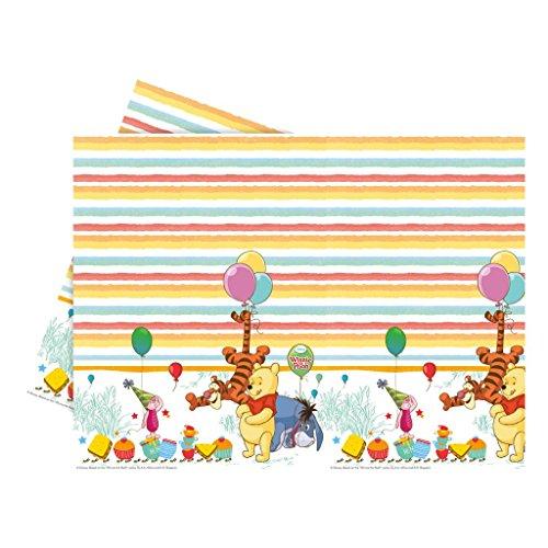 Disney Winnie Pooh Plastic Table Cover