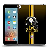 Official NFL Helmet Pittsburgh Steelers Logo Hard Back Case for Apple iPad Pro 10.5 (2017)