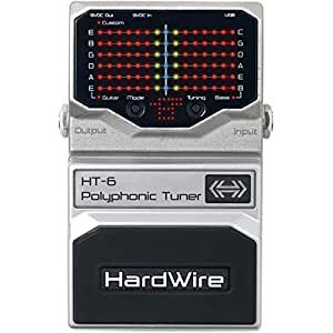digitech hardwire ht 6 polyphonic tuner musical instruments. Black Bedroom Furniture Sets. Home Design Ideas