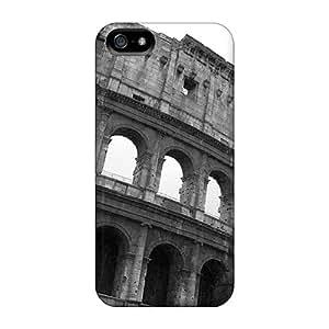 Fashion YEOpONo2026EMLmu Case Cover For Iphone 5/5s(colloseum)