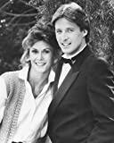 Scarecrow and Mrs King Kate Jackson Bruce Boxleitner in Tux 8x10 HD Aluminum Art