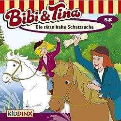 Die rätselhafte Schatzsuche (Bibi und Tina 58)