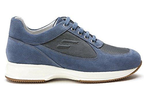 FRAU - Zapatos de cordones para hombre Jeans