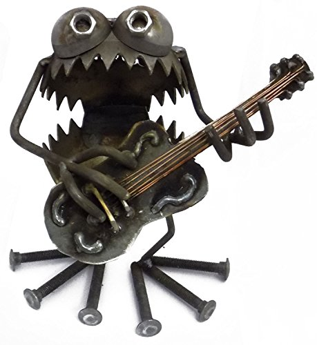 Gnome Be Gone Acoustic Guitar Player