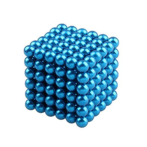 216 PCS 5mm Magic Iron Puzzle Cube Magnetic Balls