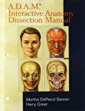 img - for A.D.A.M. Interactive Laboratory Dissection Guide by Martha DePecol Sanner (1998-08-23) book / textbook / text book