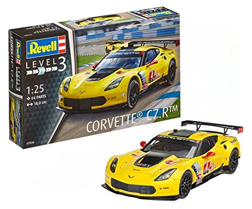 Revell of Germany Corvette C7.R