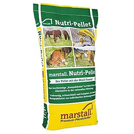 Suplemento alimenticio para caballos Nutri-Pellet de Marstall (25 kg)