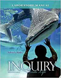 inquiry into life 15th edition lab manual
