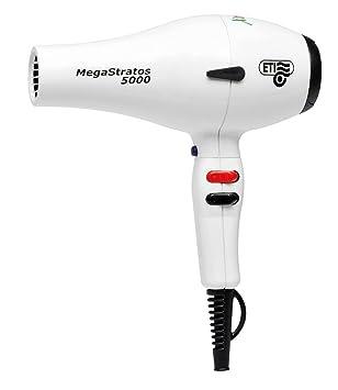 ETI Mega Stratos 5000 secador 2500 W, 2500: Amazon.es: Salud y cuidado personal