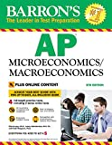 img - for Barron's AP Microeconomics/Macroeconomics, 6th Edition: with Bonus Online Tests book / textbook / text book