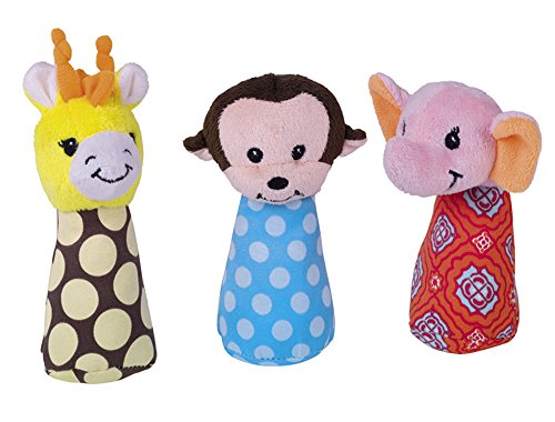 Nobby 66944Soft Toy with Rattle