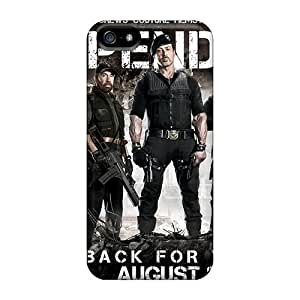 Slim Fit PC Protector Shock Absorbent Bumper The Expendables 2 Back For War For SamSung Galaxy S4 Phone Case Cover