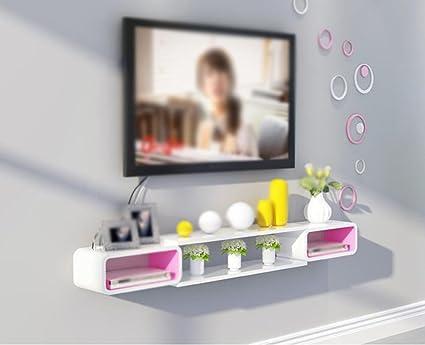 Letto Sospeso Muro : Wall shelves mobile tv ripiano set top a parete scaffale contenitore