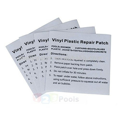 Premier Blue 1 X Inflatable Toys Puncture Repair Patch Kit for Pools and Hot Tubs Heavy Duty