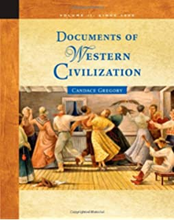 Amazon 2 western civilization volume ii since 1500 documents of western civilization volume ii since 1500 fandeluxe Images