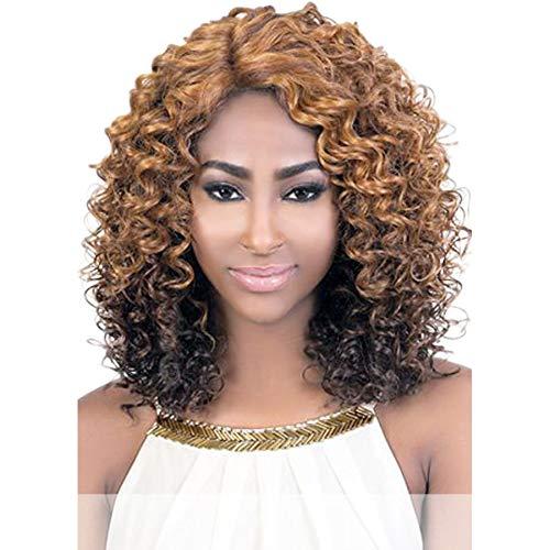 Heat Motown (LXP. KAY (Motown Tress) - Heat Resistant Fiber Lace Part Wig in F1B_30)