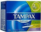 TAMPAX MULTIPAX 40