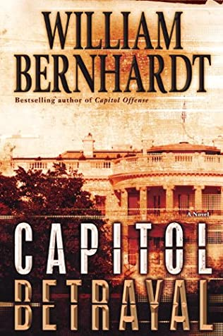 book cover of Capitol Betrayal