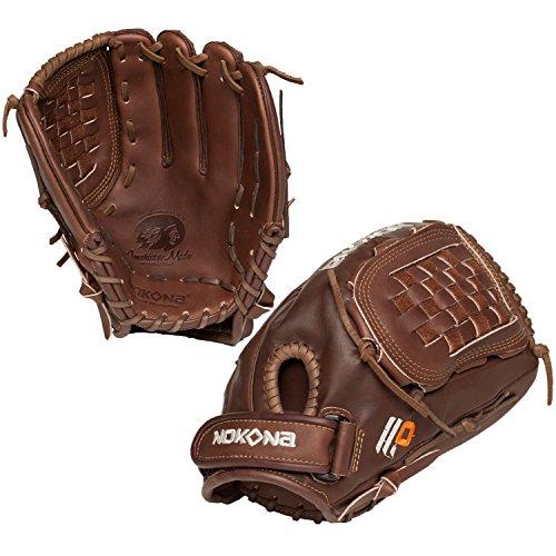 - Nokona X2 Buckaroo 12 Inch X2-V1200 Fastpitch Softball Glove