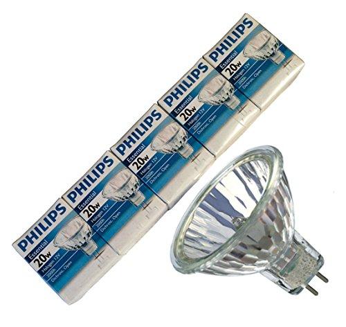 Philips 20 Watt Mr16 Halogen Flood Light Bulb