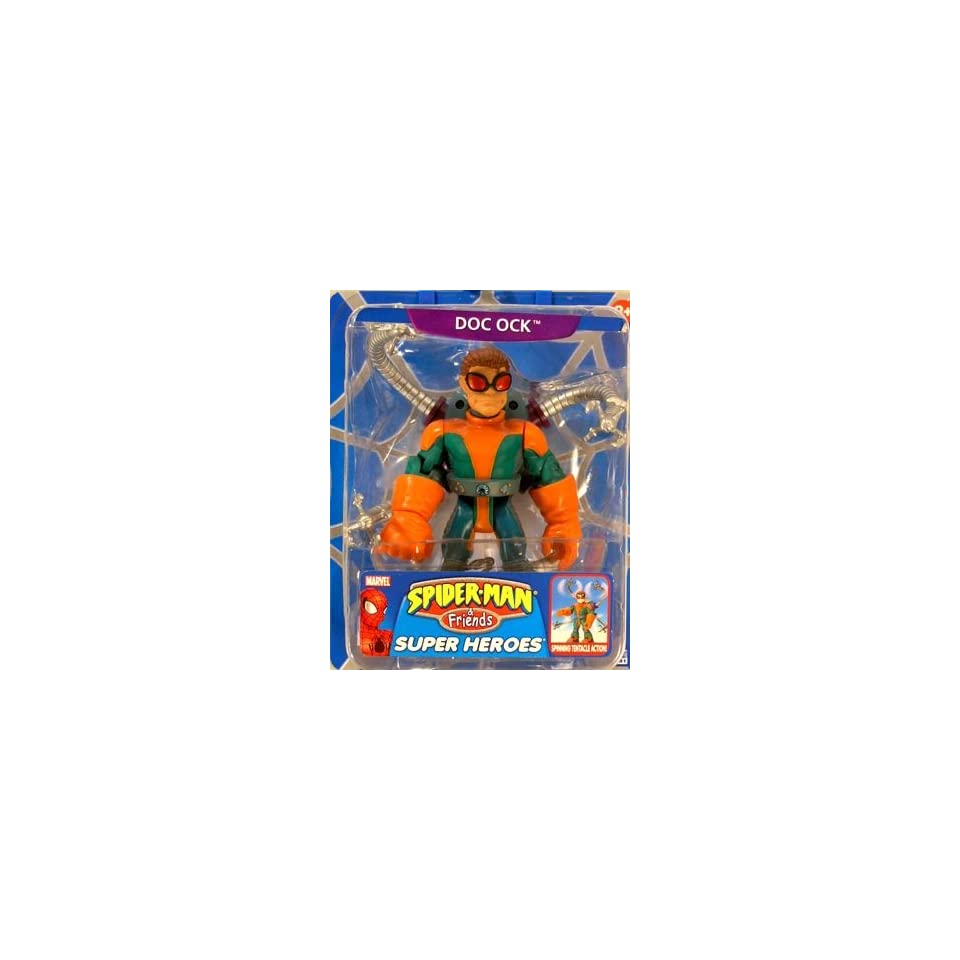 Spider Man & Friends  Doc Ock Action Figure