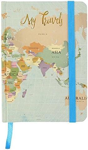 Meine Reisen Abenteuer Gebundene Ausgabe Journal A6 Notebook