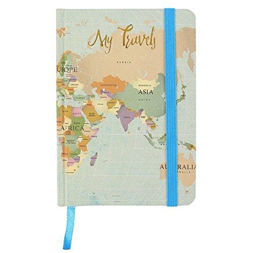 My Notebook Viaggi Avventura rigida ufficiale A6