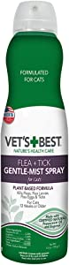 Vet's Best Flea & Tick Gentle Mist Spray for Cats