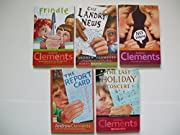 Andrew Clements (Set of 5) Frindle; Landry…
