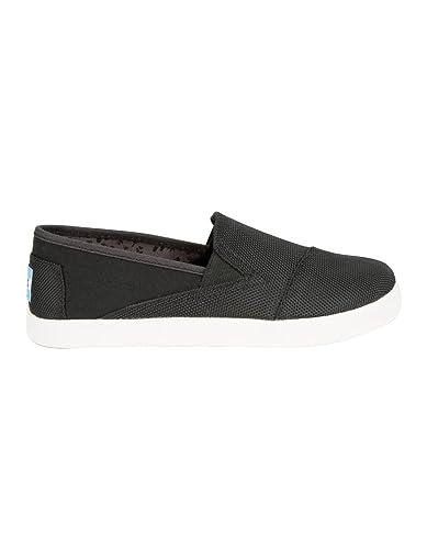 22b98cafcdb Toms Kids Avalon Sneaker Casual Shoe (1 Little Kid M