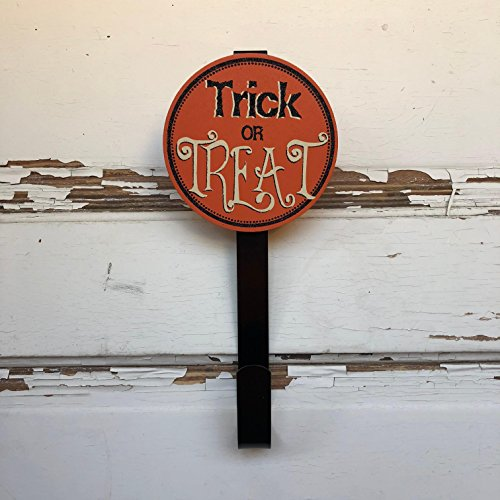 AG Designs Halloween Decor - Trick or Treat