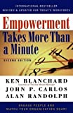 img - for Empowerment Takes More Than a Minute book / textbook / text book