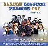 Claude Lelouch - Francis Lai : l'Intégrale