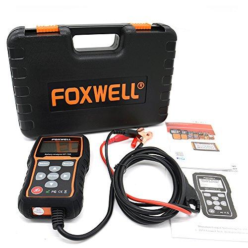 Foxwell Analyzer Starting Charging Passenger