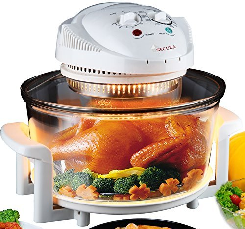 Secura Turbo Oven Countertop Convection Cooking Toaster Oven 787MH