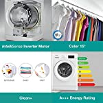 Whirlpool 8 kg Inverter Fully Automatic Front Load Washing Machine (Fresh Care 8212, White, Inbuilt Heater)