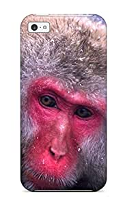 MosesEGarcia Case Cover Protector Specially Made For Iphone 5c Monkey Wallpaper