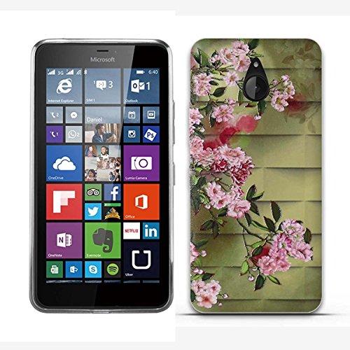 TPU Thin Clear Case for Nokia Lumia 640XL (Clear) - 9
