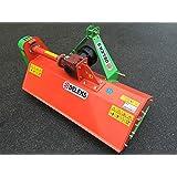 Schlegelmulcher für Traktoren von 20 bis 40 PS+ gelenkwelle B4 80 cm inklusive - LINCE-130