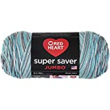 Red Heart Super Saver Jumbo Yarn, Icelandic