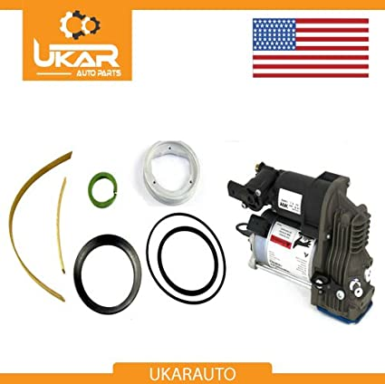 BMW X5 E70 Air Suspension Compressor Original AMK REPAIR KIT Part# 5024